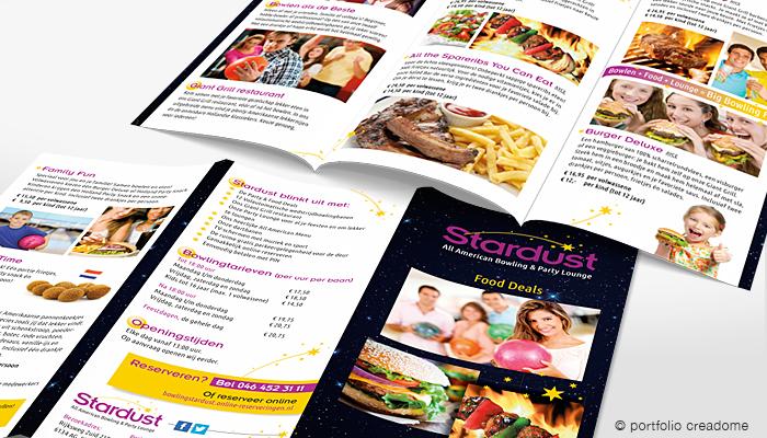 Folder Stardust Food Deals