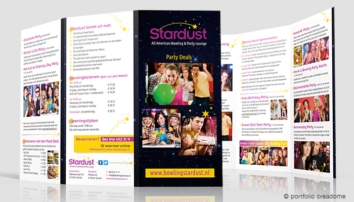 Folder Stardust Party Deals
