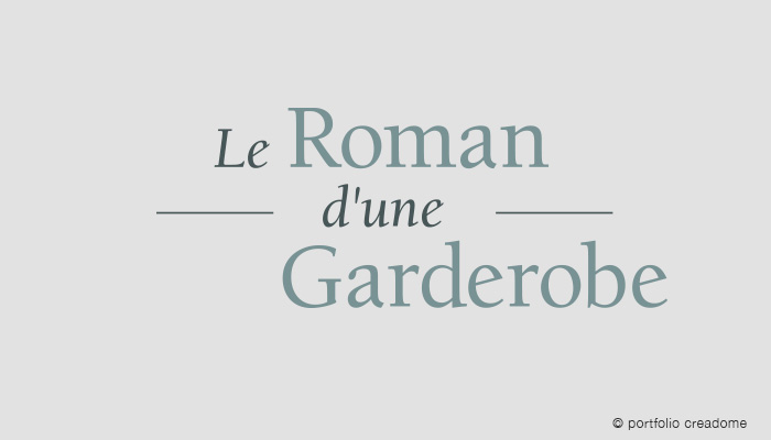 Logo Le Roman d'une Garderobe